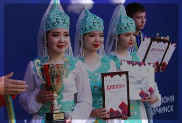 Награждение SportFEST