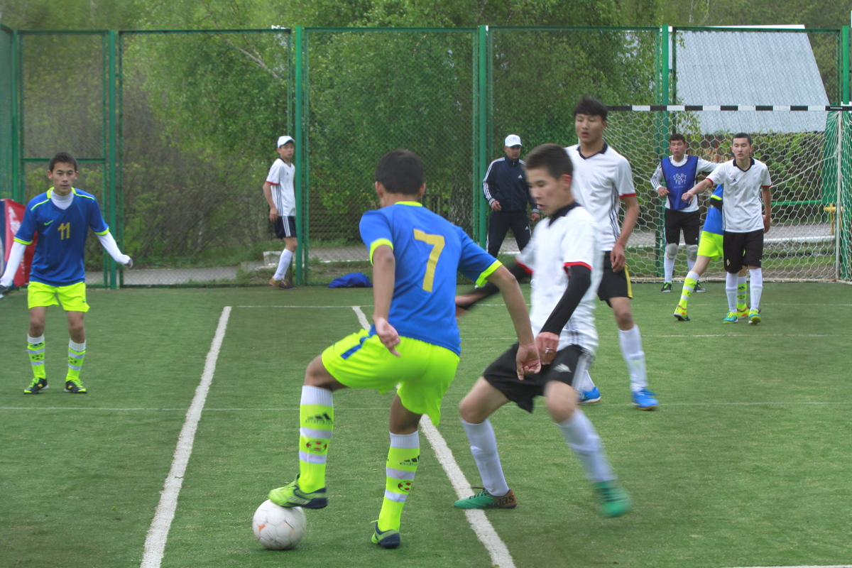 Футбол финал SportFEST