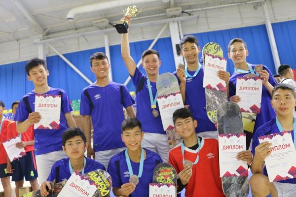 SportFEST Kazakhstan спартакиада среди школьников