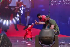 Дарига Назарбаева SportFEST 2019