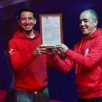 Дарига Назарбаева поздравила юных участников