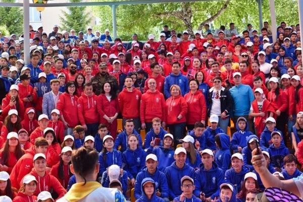 SportFest Kazakhstan в Боровом