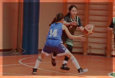 Баскетбол SportFEST 2019
