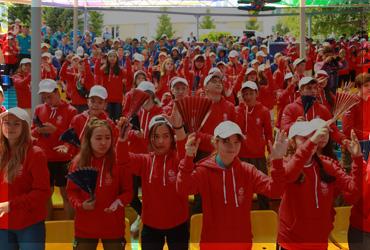 Открытие Sportfest 2019
