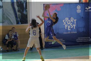 Туркестан Sportfest 2019