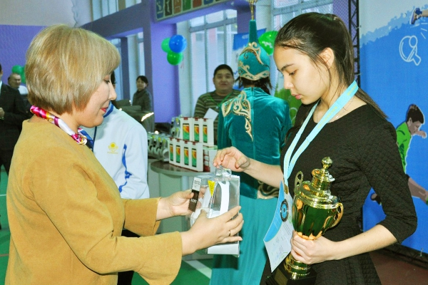 Игры SportFEST Kazakhstan в Павлодаре