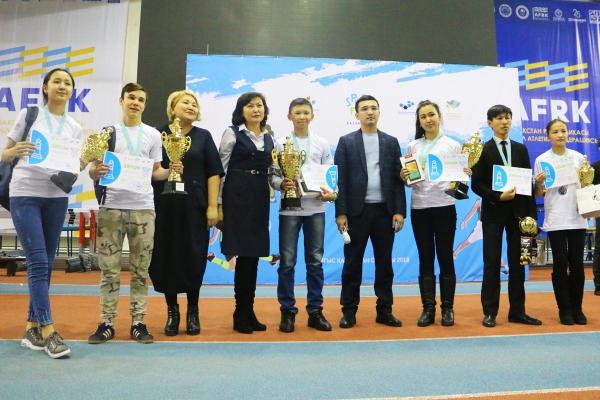 Отборочные игры в Усть-Каменогорске