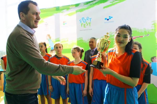 Отбор SportFEST в Петропавловске