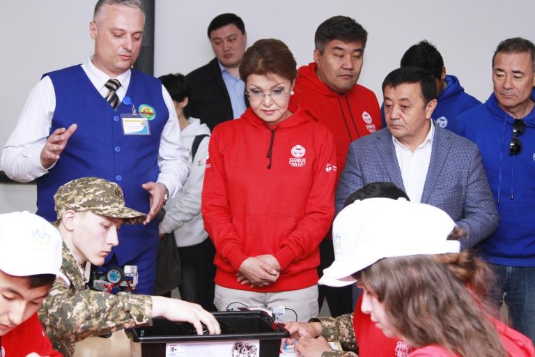 Дариға Назарбаева спорт