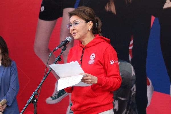 SportFEST Kazakhstan Дариға Назарбаева