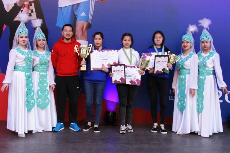 Шахматы SportFEST Kazakhstan
