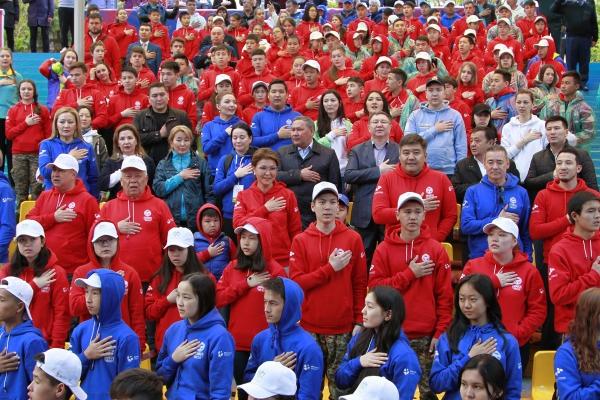 Назарбаева SportFEST Kazakhstan