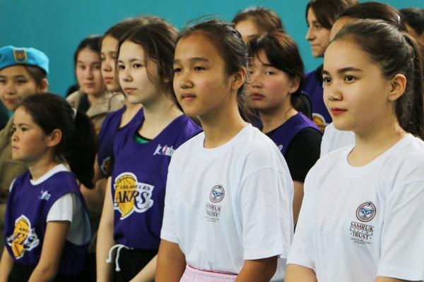 Регионы Казахстана спартакиада SportFEST