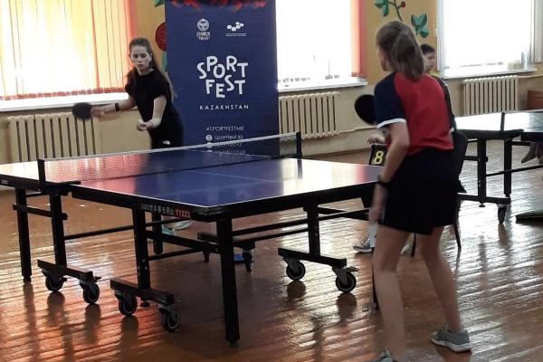 SportFest в Восточно-Казахстанской области